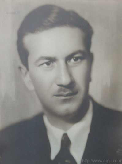ihsan dogramachi in his younger years