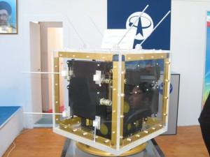 Iranian Satellite-Omid