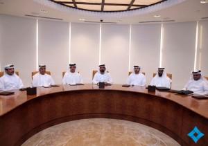 UAE Space Agency Meeting