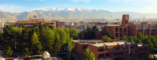 Sharif University of Technology – Iran's MIT redeemed