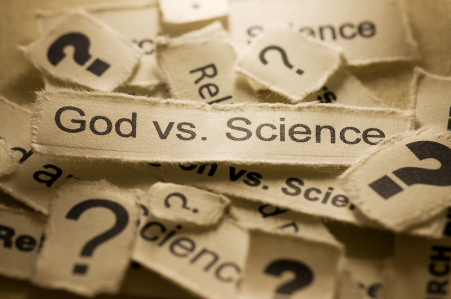 god vs science essay Science and god essay 1375 words | 6 pages in the beginning, when god created the heavens and the earth (genesis 1:1), the words that start it all if you are a catholic.