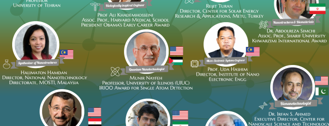 14 Most Exciting Nanotechnologists from the Muslim World