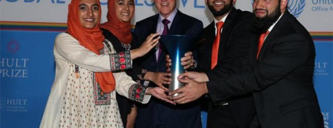 Mobility for Refugees Wins $1M Hult Prize