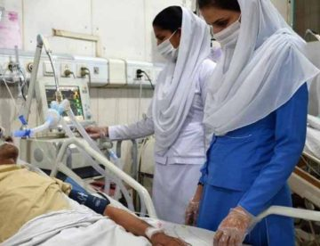 A seasonal viral influenza outbreak claims 17 lives in Pakistan