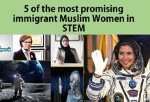 Immigrant Muslim Women winning International accolades in STEM based disciplines